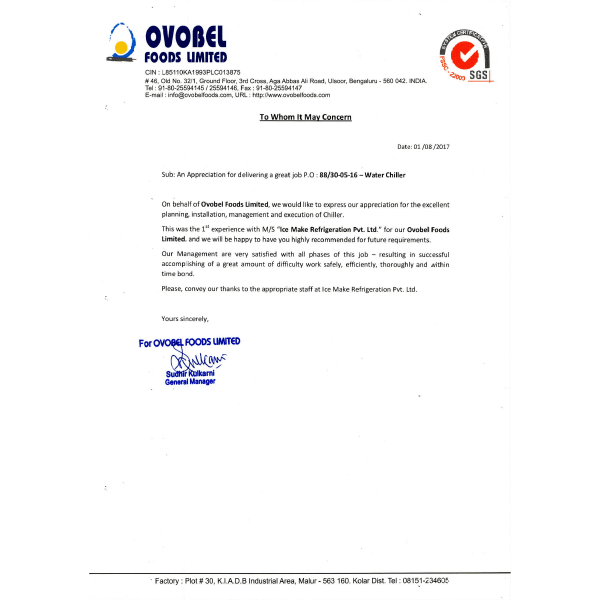 Ovobel Foods