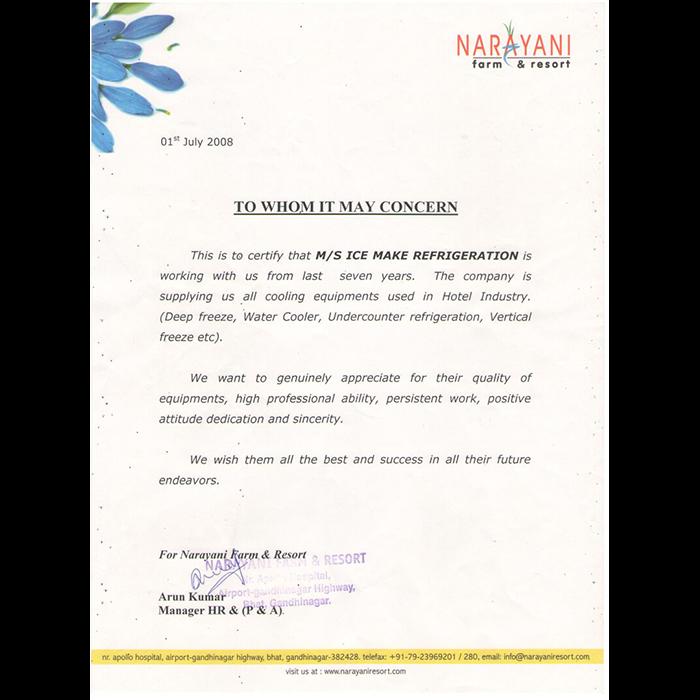 Narayani Farm & Resorts